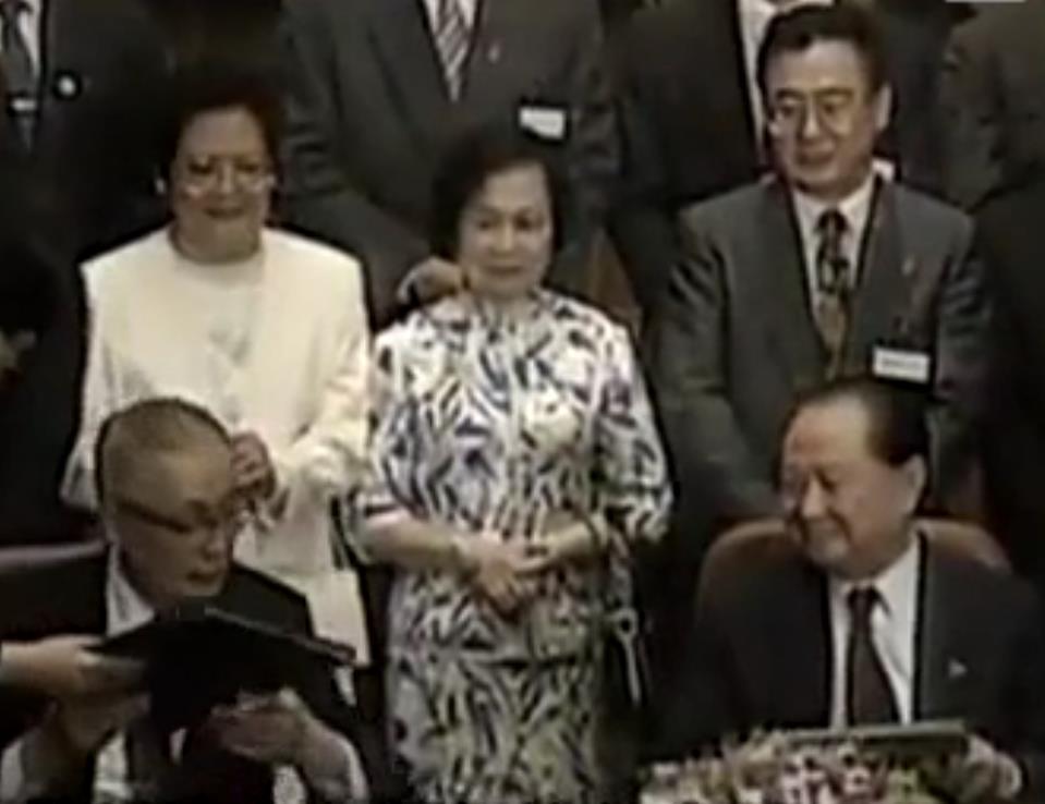 """珍贵历史影像:1993年""""汪辜会谈""""始末"""