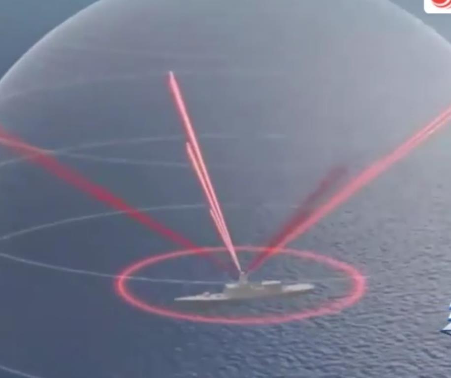 """乌克兰将中俄主力驱护舰雷达""""原型""""提供美国"""