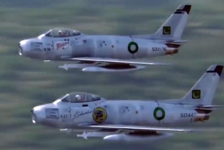 巴基斯坦靠歼6飞机吊打印度