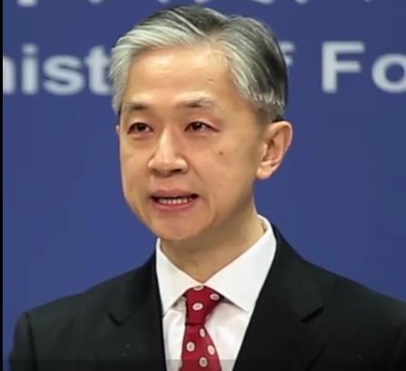 外交部发言人汪文斌给大家拜年