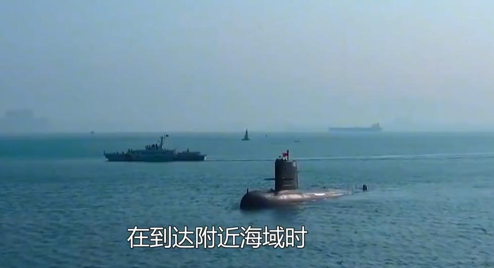 海军361潜艇失事始末