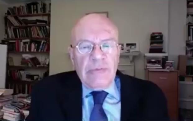 英国学者马丁·雅克批BBC涉华疫情报道:充满偏见,令人窒息