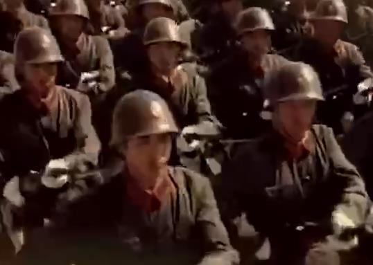 1981年大阅兵
